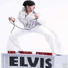 Elvis Presley LIVE IN LAS VEGAS Figure + CONCERT POSTER