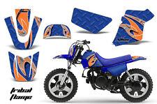 Dirt Bike Graphics Kit MX Decal Wrap For Yamaha PW50 PW 50 1990-2018 TRIBAL O U