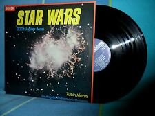 1978 ZUBIN MEHTA LP Unplayed STAR WARS 2001 Close Encounters PORTUGAL MEGA RARE