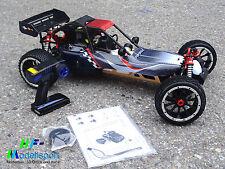 Amewi Pitbull X 1:5 RC Modellauto Benzin Buggy Heckantrieb RtR 2,4 GHz