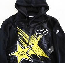 FOX RACING ROCKSTAR SHOWCASE Mens Pullover FLEECE Hoodie Jumper Jacket All Sizes