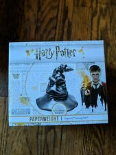 Harry Potter Sorting Hat Paper Weight Wizarding World