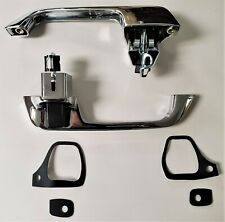 NEW 1979-1987 Chevrolet Truck Chrome Door Handle Set