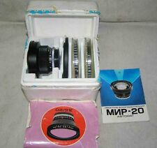 MIR-20 3.5/20mm automat USSR Arsenal wide-angle lens Kiev 10/15 mount 1981