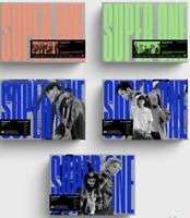 SuperM - Album Vol.1 [Super One] Choose Versions New Sealed Release Oct 27,2020