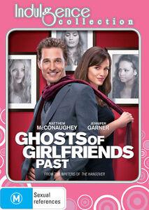 Ghosts Of Girlfriends Past ( DVD ) Matthew McConaughey Jenifer Garner Emma STONE