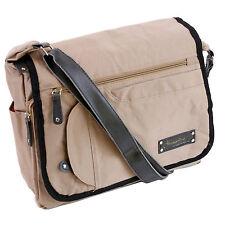 Handtasche Schultertsche Alessandro Sand - Top Freizeittasche mit vielen Extras