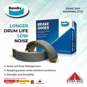 Bendix Rear Brake Shoe Set For Suzuki Alto 1.0 2009 - 2014