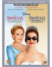 Princess Diaries 2 Movie Collection - Comedies DVD