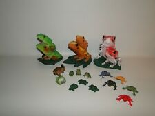 Lot of 16 - Misc Frogs