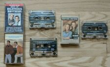 Righteous Brothers 3 Cassette Lot Reunion, Best Of, Unchained Melody