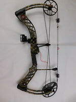 Mathews Creed XS RH 60/28 Includes Extras Lost Camo