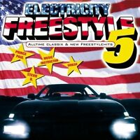 Electricity Freestyle 5 (2000) Prince Paul, Music Instructor, Stevie B., .. [CD]