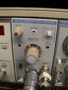 Tektronix AM503 A6302