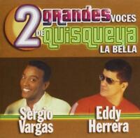 Sergio Vargas - 2 Grandes Voces De Quisqueya L CD #1972965