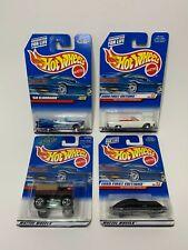 New Hot Wheels Cars - Lot of 13 - Classics, Batman, Legends & More! 1990s-2000s