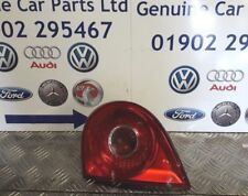 "VW GOLF MK5 2004-2008 REAR DRIVER SIDE LIGHT ""GENUINE ITEM COMPLETE WITH BULB"""