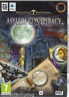 Asylum Conspiracy (PC Cd-Rom)
