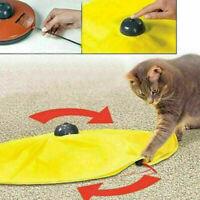 Haustier Katze Meow Spielzeug V4 elektronische interaktive Undercover Maus D7G8