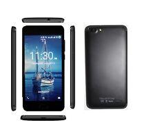 4G Smartphone,Black,Android,1.3GHz Quadcore,1GB+8GB Int Memory,Dualsim,VoLTE