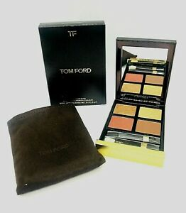 Tom Ford Eye Color Quad ~ 26 Leopard Sun ~ 0.31 oz  / BNIB