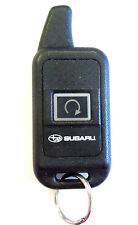 Subaru keyless entry remote start starter GOH-PCMINI-2W2 transmitter