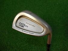 USED JAPAN PRGR DATA 711 SW SAND WEDGE PRGR M-40 STIFF FLEX GRAPHITE SHAFT