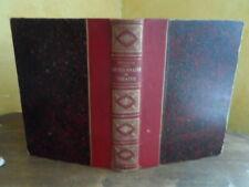 POUGIN DICTIONNAIRE HISTORIQUE PITTORESQUE THEATRE ART XIXE COSTUME FORAIN HENON