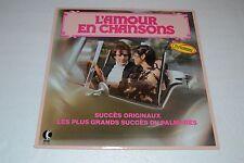 L'amour En Chansons~Succes Originaux~K-tel KF-176~IMPORT~FAST SHIPPING