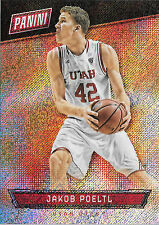 2016 PANINI NATIONAL CARD OF JAKOB POELTL 1 of 1