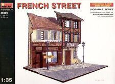 Miniart 1/35 french street diorama nº 36006