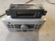 Vauxhall CD30 MP3 Single CD Headunit MP3 Player Corsa C Silver