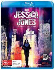 Jessica Jones : Season 1 (Blu-ray, 2016, 4-Disc Set)