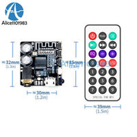 Bluetooth 5.0 Audio Receiver Board mp3 Lossless Decoder Wireless Stereo Module
