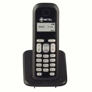 NEW Mitel 5505 Guest Cordless Handset w/Cradle 50006518 FREE FAST SHIP