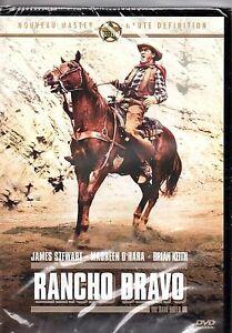 "DVD ""Rancho Bravo"" James Stewart NEUF SOUS BLISTER"