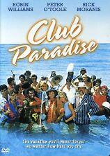 Club Paradise (2006, DVD NEUF) CLR/WS (RÉGION 1)