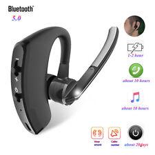 Bluetooth Ohrhörer Wireless Einohr Kopfhörer mit Mikrofon Stereo Auto Headset