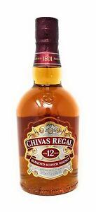 Chivas Regal 12 Jahre Single Malt Scotch Whisky 1x 0,7 l Alkohol 40% vol.