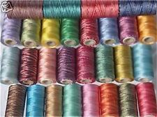 Unbranded Rayon Embroidery Machine Threads