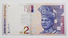 "1996 MALAYSIA RM2 DON SIDE ""REPLACEMENT"" PREFIX ZC @ UNC [P-40a*]"