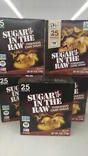 Sugar In The Raw Natural Cane Turbinado Sugar 125 CT (5 boxes of 25)