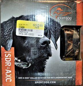 SportDog SDR::AXC Wetland Hunter Collar Camo Receiver for SD-425XCAMO - NEW