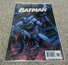 Batman 617 Signed Jim Lee & Scott Williams