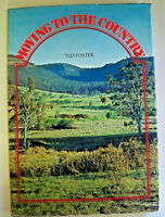 Moving To The Country, by Ted Foster - HB/DJ 0727011022
