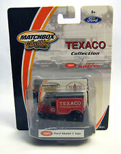 Matchbox Collectibles 1921 Ford Model T Van Texaco Collection 1:64 Scale