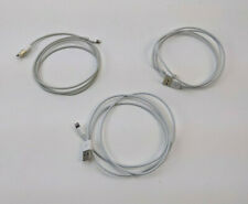 Original OEM Apple iPhone Data Sync Charger Lightning Cable USB Genuine A15 x3