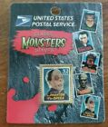 USPS Classic Monsters Stamps Collectible Pin - Phantom of the Opera