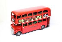 Triang Minic 60M Double Decker Bus - Excellent Vintage Original Rare