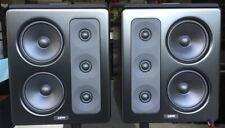 M&K Sound Miller & Kreisel S300 THX Select 2 | Ultra2 Certified | Black Obsidian